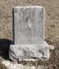 Nancy Elizabeth <i>Myatt</i> Barcroft