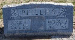 Josie M Phillips