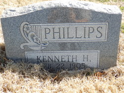 Kenneth H Phillips