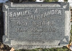 Samuel A Alexander