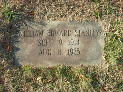 William Edward Stanley