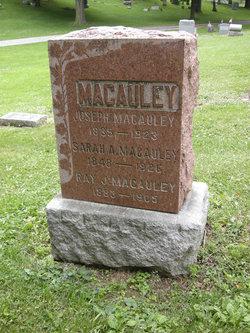 Ray J MacAuley