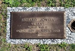 Richard Cox Jowell