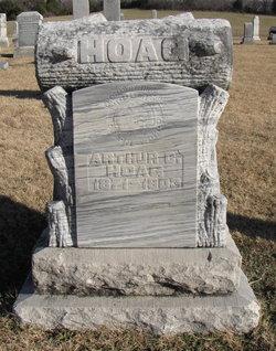 Arthur C Hoag