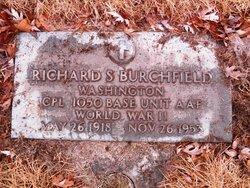 Richard S Burchfield