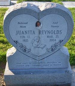 Juanita Bow <i>Love</i> Reynolds
