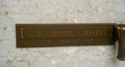Gen George Marshall Parker, Jr