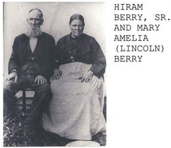 Hiram Berry, Sr