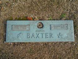 Mary Eugenia <i>Dixon</i> Baxter