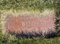 Elizabeth Bodette