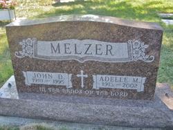 Adelle M Melzer