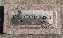 Irene <i>Stone</i> Barnes