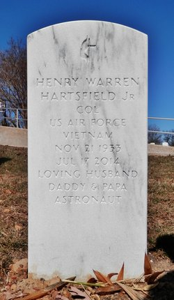 Henry Warren Hank Hartsfield, Jr