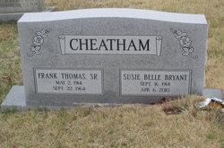 Frank Thomas Cheatham, Sr