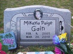Mikayla Paige Gain