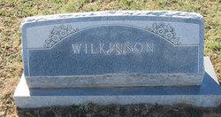 Anna Florence <i>Reynolds</i> Wilkinson