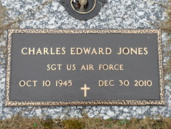 Sgt Charles Edward Charlie Jones