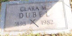 Clara M. Dubel