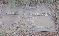 Alfred George Dahlgren