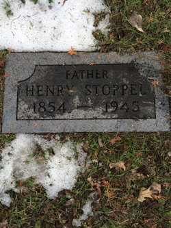 Henry (Heinrich) Stoppel