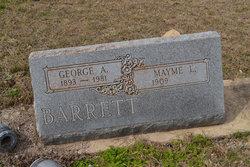 Mayme Lou Sport <i>Bratcher</i> Barrett