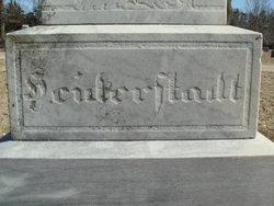 Martha <i>Matthews</i> Heiderstadt