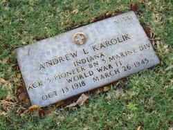 Corp Andrew L Karolik