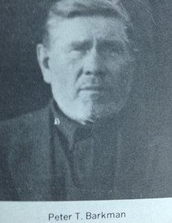 Peter T Barkman