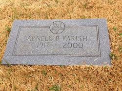 Arnell B <i>Belew</i> Parish
