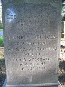 Anne Allen Ives <i>Douglas</i> Stockwell