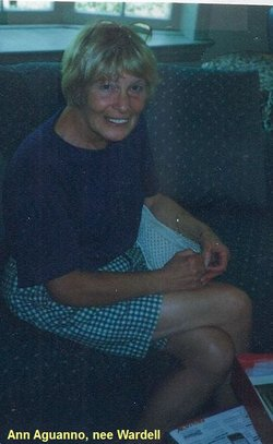 Ann Georgia <i>Wardell</i> Aguanno
