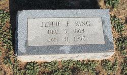 Jeffersonia E. Jeffie <i>Woods</i> King