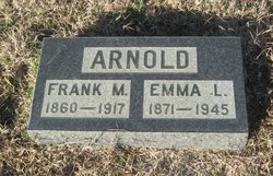 Emma Louise <i>Weyland</i> Arnold
