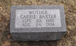 Carrie Baxter