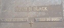 Ruth <i>Hussey</i> Black