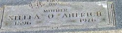 Stella Octavia <i>James</i> Ahlrich