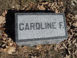 Caroline <i>Fore</i> Metzler