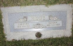 Rev Christian Hege