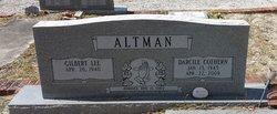 Darcile <i>Cothern</i> Altman