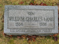 William Charles Bill Lane