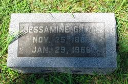 Jessamine Lee Jessie <i>Grove</i> Hershberger