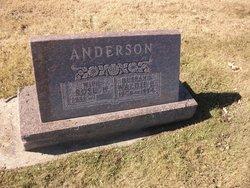 Waldie Elford Anderson