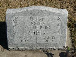 Genevieve Fannie <i>Achterberg</i> Bortz