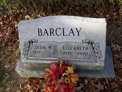 Elizabeth <i>Beattie</i> Barclay