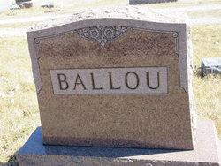 Ellen Jane Nellie <i>Newhall</i> Ballou