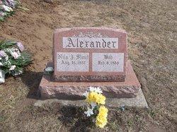 Nila J <i>Stout</i> Alexander