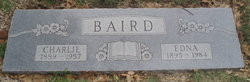 Charlie Baird