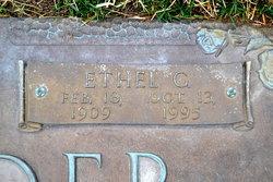 Ethel Leona <i>Garrard</i> Bolinder