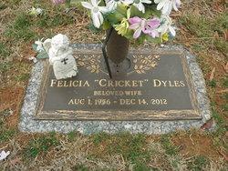Felecia Ann Cricket <i>Pendleton</i> Dyles