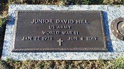 Junior David Hill